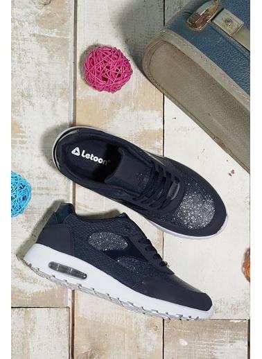 Letoon Spor Ayakkabı Lacivert
